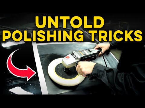 How to Wet Sand and Polish Clear Coat to get rid of Orange Peel