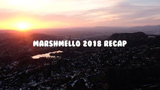 2018 The Year of Marshmello