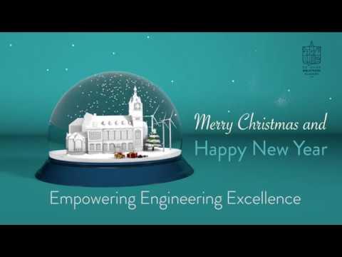 DOB-Academy - Christmas card 2016