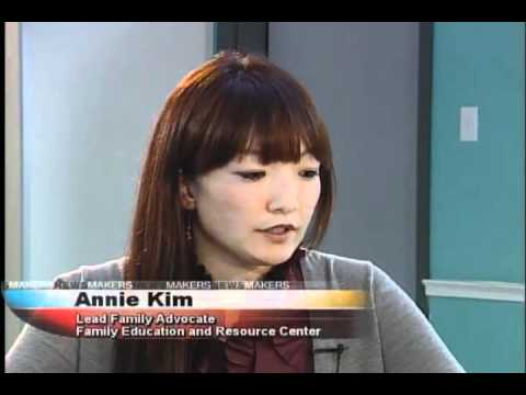 Annie Kim of Alameda County's Family Education & Resource Center