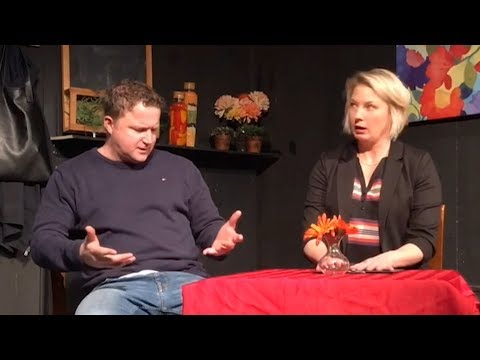 Sault Theatre Workshop presents Norm Foster's 'Wrong For Each Other'