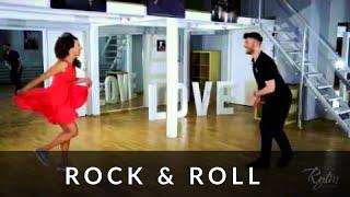 Rock And Roll - Podstawy - Studio Tańca Rytm I Rock And Roll Tutorial In Polish