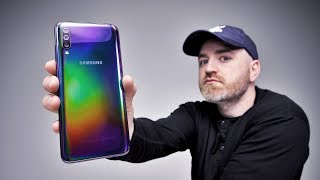 The Less Known Samsung Galaxy Phone...