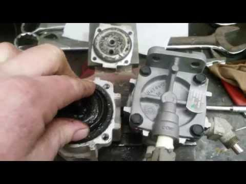 Air brake relay valve rebuild tips and replacement