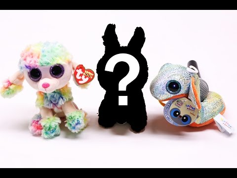 Aurora Yoohoo vs. Ty Beanie Boos – Favorite new dolls from the 2017 collection and Comparison