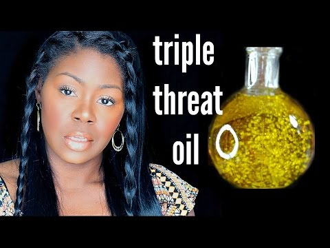 #2 Oil for hair, eczema AND cooking - OLIVE OIL