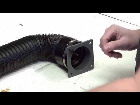 DEI Honda UTV Heat Protection Components Pioneer Control 010874 010875