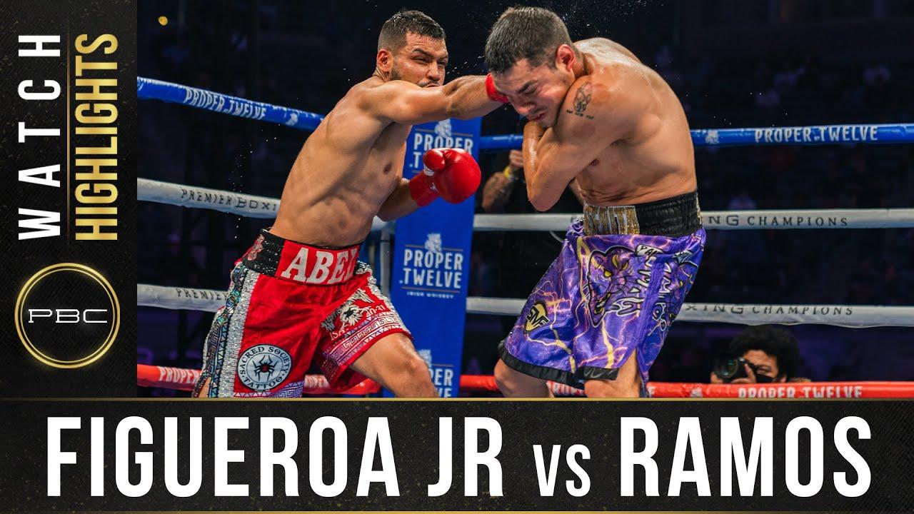 Figueroa Jr. vs Ramos HIGHLIGHTS: May 1, 2021 - PBC on FOX PPV