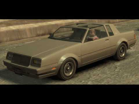 My top 10 cars in GTA IV!