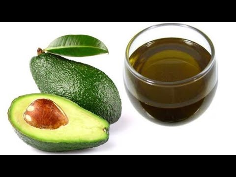 DIY AVOCADO OIL|| HOW TO MAKE AVOCADO OIL FOR HAIR AND SKIN