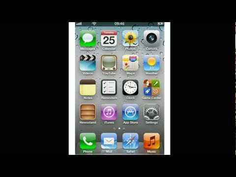 How to configure your emails in Apple Iphone 4S.
