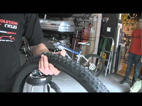 Make your own tubeless