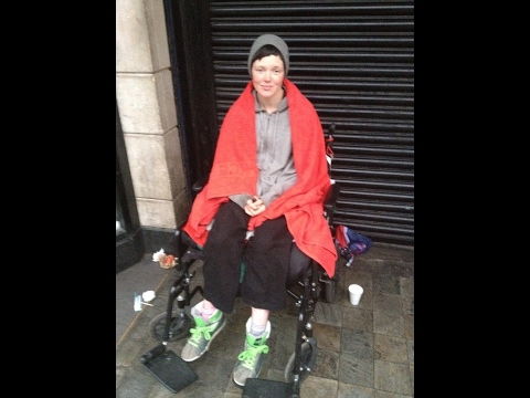 !WARNING! This story will mess you up! Louise has been on the streets of London for over two years.