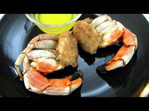Fried Crab - Jonah, Dungeoness or Blue Crabs - PoorMansGourmet