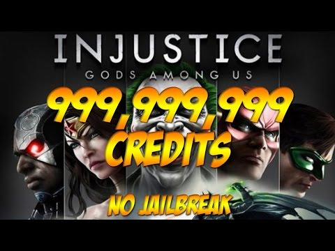 (Patched) 2.7 Glitch! Injustice Gods Among Us (IOS) Unlimited Credits Glitch (Simple, easy & quick)
