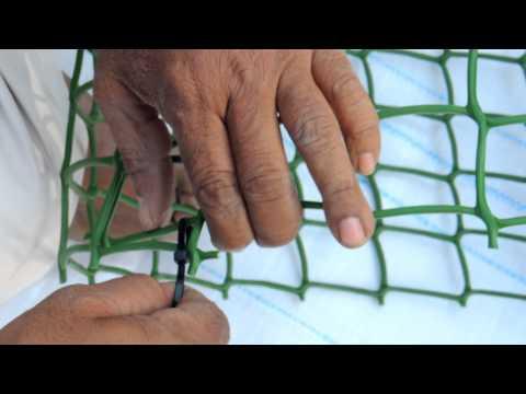 INDONET TREE GUARD DIA PREPARATION