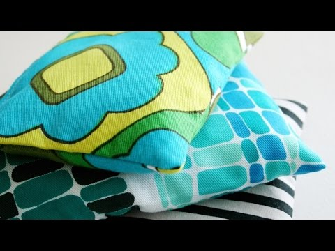 Make Tossing Bean Bags for Kids Play - DIY Crafts - Guidecentral