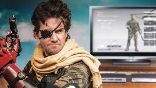 Metal Gear Solid V Nothing Happens Startup fixes - PakVim