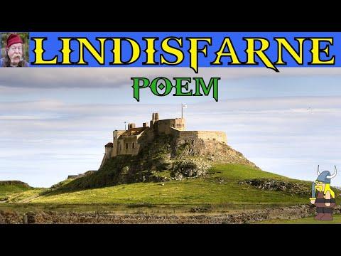 The Poem of Lindisfarne Told By Tyrkir Viking Poetry Stories