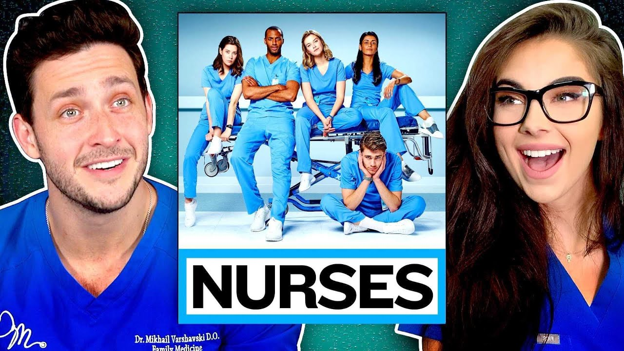"Real Doctor & Nurse React to ""Nurses"" | Medical Drama Review"