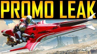 Destiny 2 - LEAK! NEW EXCLUSIVE SPARROW!