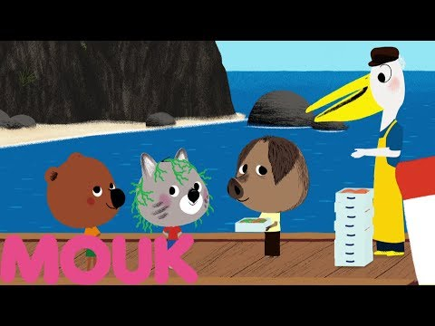 Mouk - Emilio's Star (Spain) & Papyrus (Egypt) | Cartoon for kids