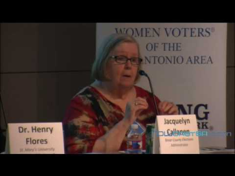 Texas Voter ID Law Forum: Where are we today?