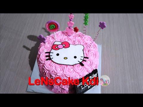 Games Memasak Kue Ulang Tahun Hello Kitty Mask Games