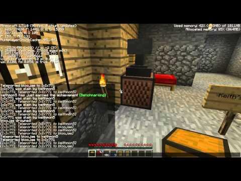 Minecraft with Friends (Twitch Stream #2) - 15 / 23