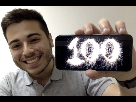 100th Video! I'm Just Getting Started