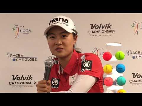 Minjee Lee wins LPGA Volvik Championship on birthday