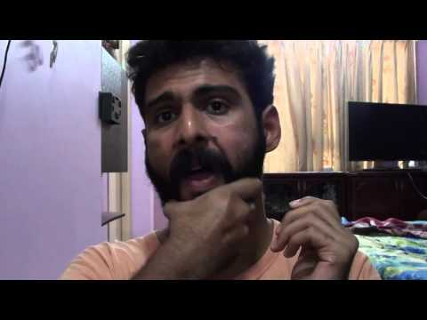 How to straighten your beard?