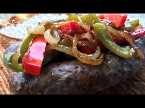 The Best Grilled Deer Sausage Sandwich: Stewart's Texas Style Cuisine