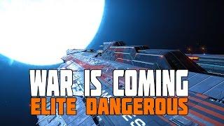 Elite Dangerous: Federal Corvette vs Imperial Navy