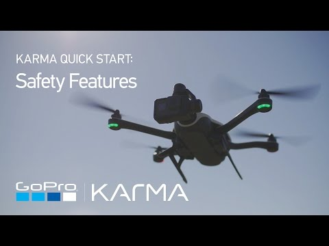GoPro: Karma - Safety Features