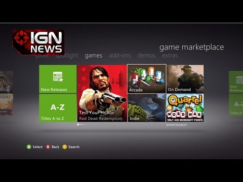 Xbox Live Experiencing Partial Outage - IGN News