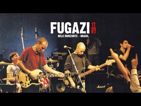 Fugazi - BRAZIL - Belo Horizonte - 1997 - [Full Set]
