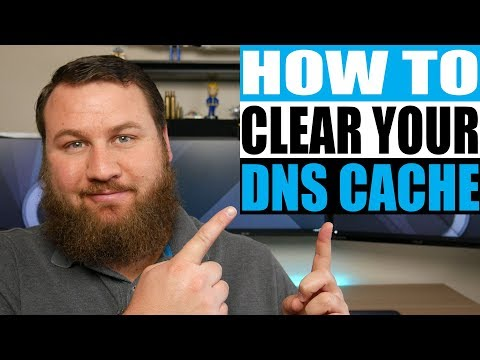 How to Clear DNS Cache 2018