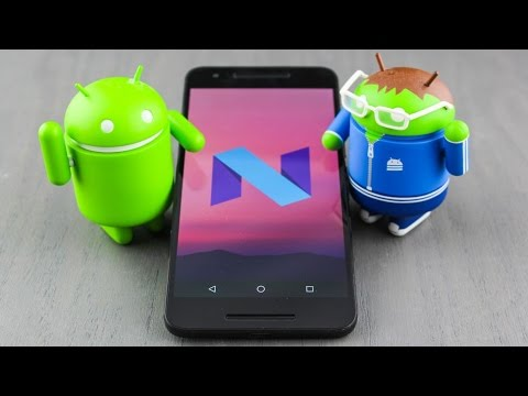 top 10 features of android nougat 7.0 in tamil latest