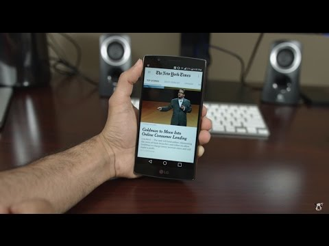 New York Times Android App Review