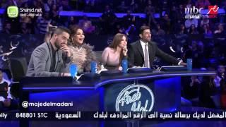 Arab Idol - ماجد المدني - شاب الشعر- الحلقات المباشرة