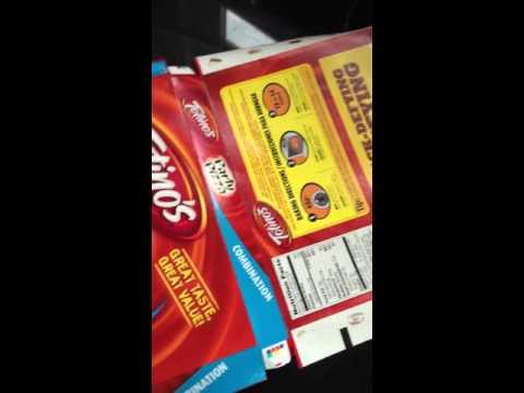 Totinos New Packaging NO MORE BOX! Grrrrrr