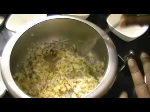 Cabbage kootu in tamil - முட்டைகோஸ் கூட்டு - How to make cabbage moong dal curry Tamil