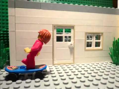 LEGO Skater