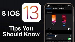 Download iOS 13: 8 Tips for Getting Started! Video