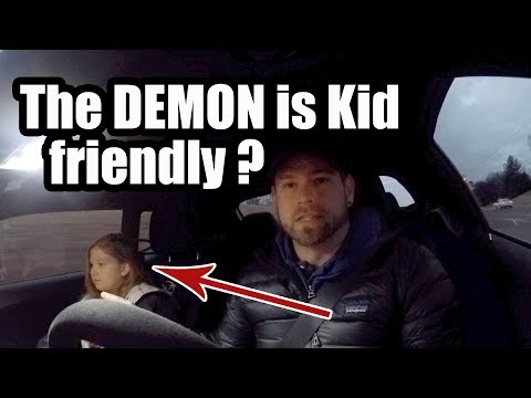 Is The Dodge Demon Family Friendly?
