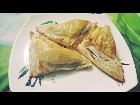 Chicken Puff Pastry - 2 / Ramzan Special