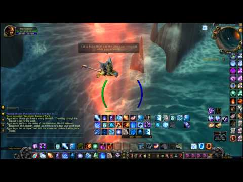WoW Random: Entering the Maelstrom and into Deepholm