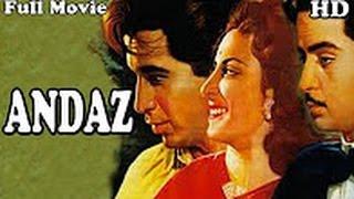 ANDAZ - Part 1 - Dilip Kumar, Raj Kapoor, Nargis