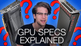 Graphics Card Specs: The Basics